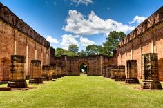 Esquecido por boa parte dos viajantes brasileiros, o Paraguai pode ser uma agradável surpresa! Assun... - Shutterstock