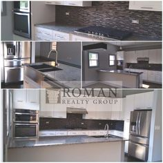This general contractor turned this diamond in the rough in Logan Square into a master piece. Here is a sneak preview! Who wants to cook in this kitchen?  #RomanRealty