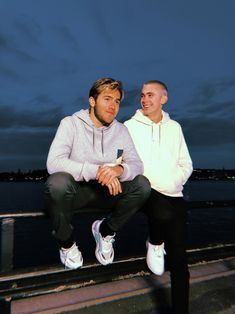 """FELIX SANDMAN and Benjamin Ingrosso are singers-songwriters from Sweden. Not too long ago, they released their """"Happy Thoughts"""" single. Genuine Friendship, Dope Music, Personal Relationship, Married Men, Single Men, Black Boys, Happy Thoughts, Eminem, Love Songs"""