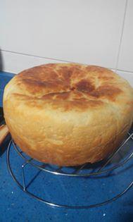 Esther y su mundo ollas GM: PAN DE MOLDE EN OLLA GM Olla Gm G, Crazy Cakes, Cornbread, Muffin, Food And Drink, Cooking, Breakfast, Ethnic Recipes, Empanadas