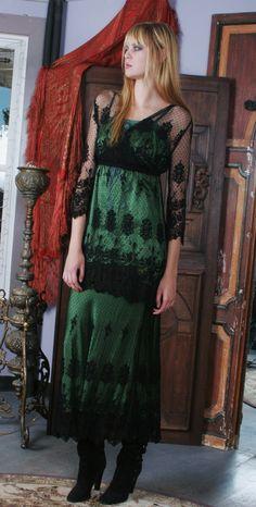 Rihannon. Stevie Nicks/Dark Mori/Strega Fashion