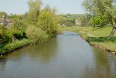 Matlock river