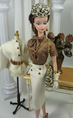 barbie classic!