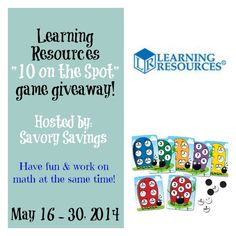 10 on the Spot Game Giveaway US Ends 5/30 #giveaway #educational