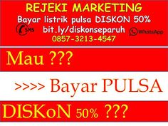 rejeki marketing pulsa