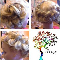 Braided style by Mye