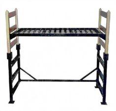 smart metal platform loft conversion kit for twin full size bed steel frame dorm