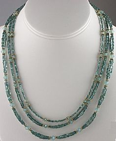 IDEA: Pacific Necklace (eebeads.com)  ~ FREE INSTRUCTIONS