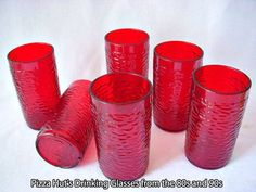 Wow! When I was dating my husband we used to go to Pizza Hut and I totally remember these. I think they used these at Ryan's Steakhouse too.