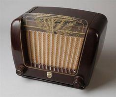 bakeliet radio type BX290U