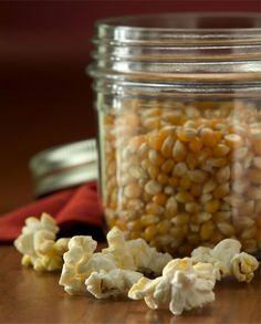 Caramel Popcorn Kit in a Jar
