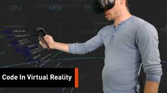 Code in Virtual Reality