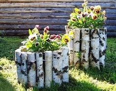 Flower beds. | Handmade website