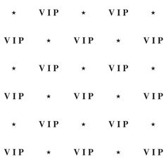 This VIP Backdrop will be perfect for designating our special VIP Lounge Area. Of course everyone's a VIP at our party!