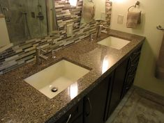 Master Bath Remod - bathroom countertops - detroit - Solid Surfaces Unlimited