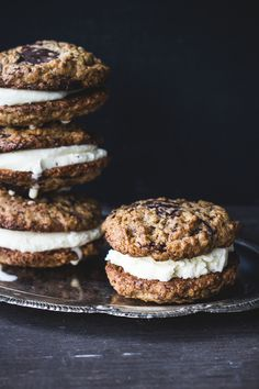 How To Make Healthier Ice Cream Sandwiches // photography by Izy Hossack