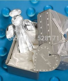 Find More Event & Party Supplies Information about Free Shipping 12pcs/lot crystal angel figurines Party Favors Bridal Shower Favors,High Quality figurine photo,China figurine wedding Suppliers, Cheap angel from Rainbow 's store on Aliexpress.com