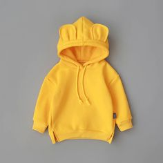 2019 New Spring Autumn Baby Boys Girls Clothes Cotton Hooded Sweatshirt Children's Kids Casual Sportswear Infant Clothing Boy And Girl Cartoon, Bear Hoodie, Boys And Girls Clothes, Hooded Sweatshirts, Hoodies, Baby Coat, Baby & Toddler Clothing, Infant Clothing, Girl Clothing