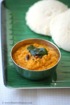 Carrot Chutney #Recipe - Carrot Onion #Chutney Recipe for Idli Dosa - South Indian Chutney Recipes http://www.blendwithspices.com/2014/05/carrot-chutney.html Ingredients: 1 cup Grated Carrot 1 Onion medium sized 1 tbsp Chana Dal 2 tsp Urad Dal 1/2 tsp Ginger 3 Dried Red Chillies A small piece of Tamarind (approx. 1/2 tsp) 2 tsp Oil Salt to taste To temper: 1.5 tsp Oil 1/4 tsp Mustard Seeds 1/4 tsp Urad Dal A pinch of Hing A few Curry Leaves