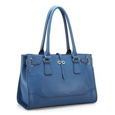 Aliexpress.com : Buy 2012 100% real cow genuine leather women shoulder blue/brown business designer bag,Free/Drop Shipping , Luxury promotional items from Reliable pink tote suppliers on SaraMary Handbag Wholesale . $57.71