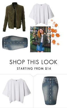 """""""Collaboration with Mariann"""" by le3noclothing ❤ liked on Polyvore featuring LE3NO"""