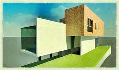 Residência Gama Z - São Paulo BR.  Une Aud. #arquitetura