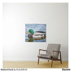 Mallard Duck Tapestr