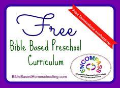 Free Based Preschool Curriculum