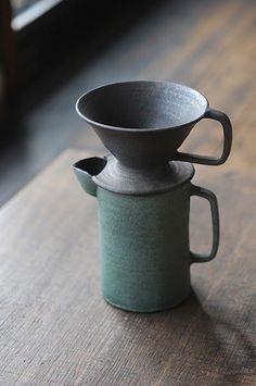 pot w/ cup / analogue life