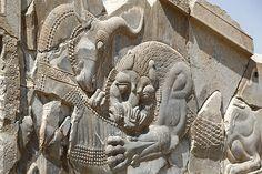 Iran, Persepolis
