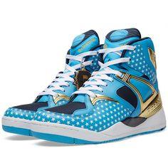 Reebok 25th Anniversary Major DC x Pump Basketball shoes  #ReebokDCShoes #BasketballShoes
