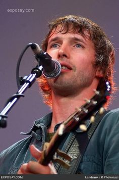James Blunt, Beautiful inside and out.