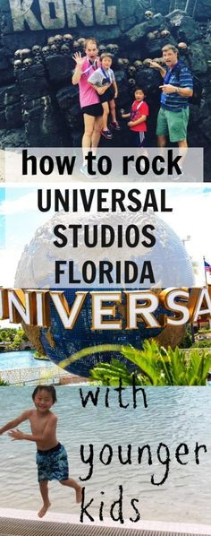 If you're thinking Universal Studios is ONLY a park for the big kids, then read this!  Universal Studios Orlando theme parks vacation ideas family vacation family fun travel family forward family fun