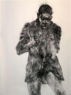 Diane Victor Drawings | Samantha Jean Dixon - Figure Drawing Class