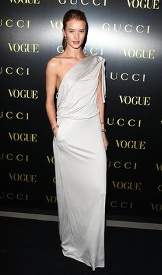 Rosie Huntington-Whiteley in Gucci