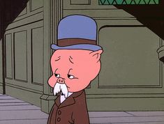 Discover & share this Porky Pig GIF with everyone you know. GIPHY is how you search, share, discover, and create GIFs. Best Cartoons Ever, Cool Cartoons, Looney Tunes, Hooked On A Feeling, My Own Private Idaho, Thats All Folks, Saturday Morning Cartoons, Fantasy Movies, Cartoon Characters