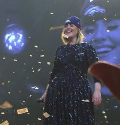 Adele performing at 'Pepsi Center', Denver (July 17)