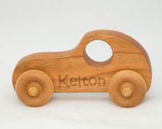 Juguete de madera carro de juguete de madera niño juguete