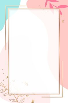 Download premium vector of Rectangle golden frame on a colorful Memphis pattern background vector by Aum about turquoise, ppt template, pastel background, bright color poster, and pink gold 1215384