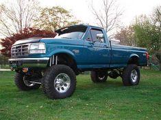Ford Diesel Pickup Trucks For Sale | bradkeller's 1996 Ford F-350 Pickup