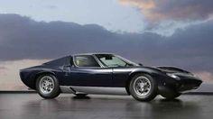32 Photos Of The Greatest Lamborghini Ever Made - The Miura - Airows