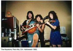 Kirk and John Marshall 1983 keyston Palo alto