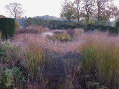 Piet's Garden in Hummelo, The Netherlands. Piet Oudolf is my inspiration.