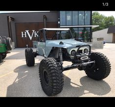 And this FJ45 themed buggy owned by @robbrutledge (Instagram) is absolutely incredible