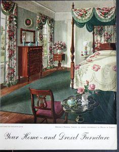29 best 1930s bedroom images 1930s bedroom bedroom vintage rh pinterest com