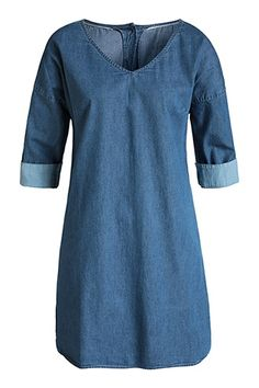 EDC / Robe 100 % coton