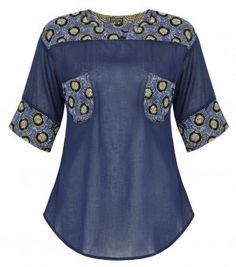 African Print Dresses, African Print Fashion, Africa Fashion, African Fashion Dresses, African Dress, Fashion Prints, Fashion Outfits, Fashion Design, African Blouses