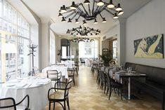 online hotel reservations in Hotel Neiburgs Unique Hotels, Hotel Reservations, Parquet Flooring, Architecture Details, Facade, Art Nouveau, Restoration, Riga, Table Decorations