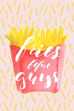 fries before guys wallpaper