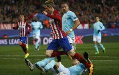 L'Atlético a tremblé